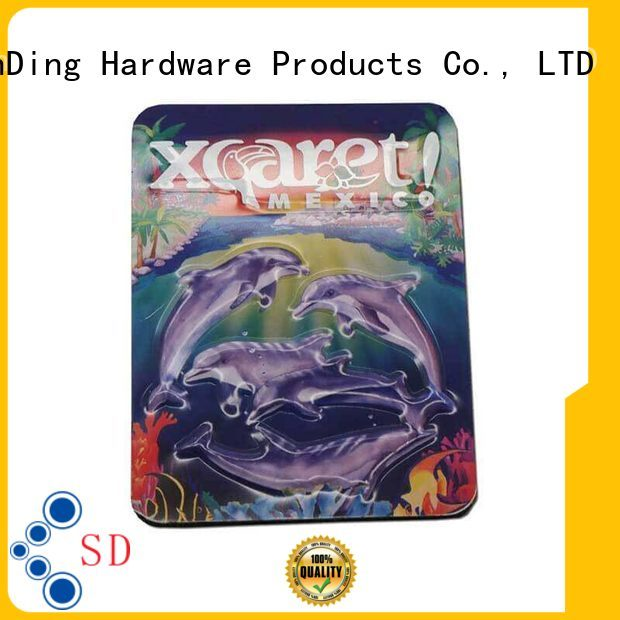 ShunDing adhesive personalised metal badges for-sale for staff