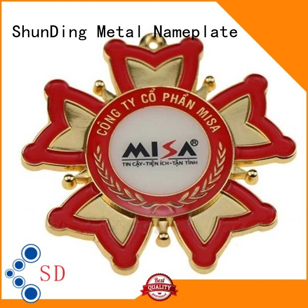ShunDing new-arrival name plaques factory price for company