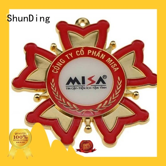 ShunDing fine- quality door name plates factory price for commendation