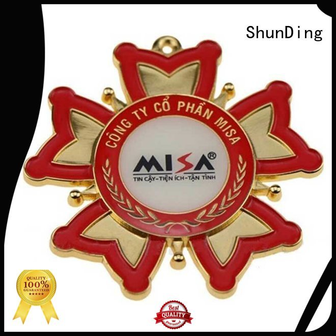 ShunDing magnificent stainless steel sticker with Quiet Stable Motor for activist