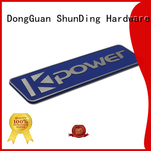 ShunDing hot-sale door name plates with good price for identification