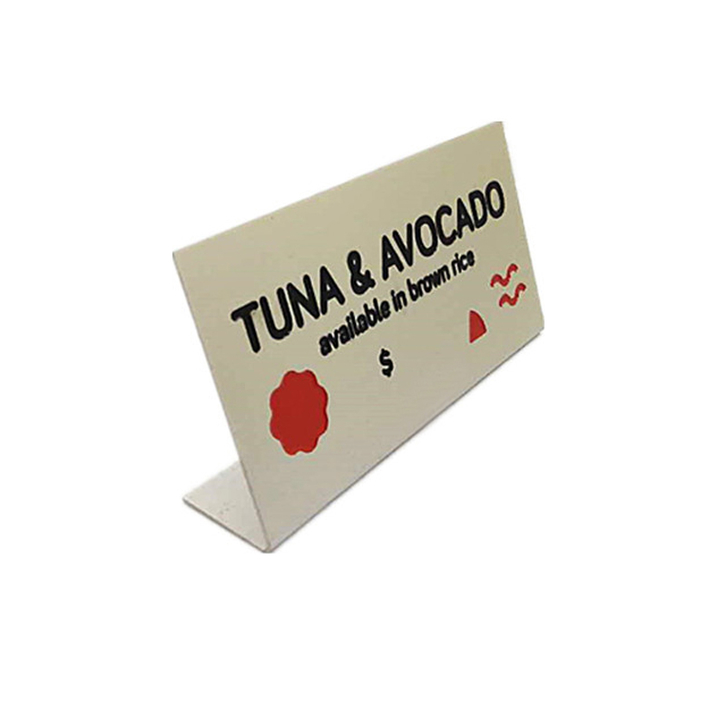 Custom etching lacquering aluminum nameplate