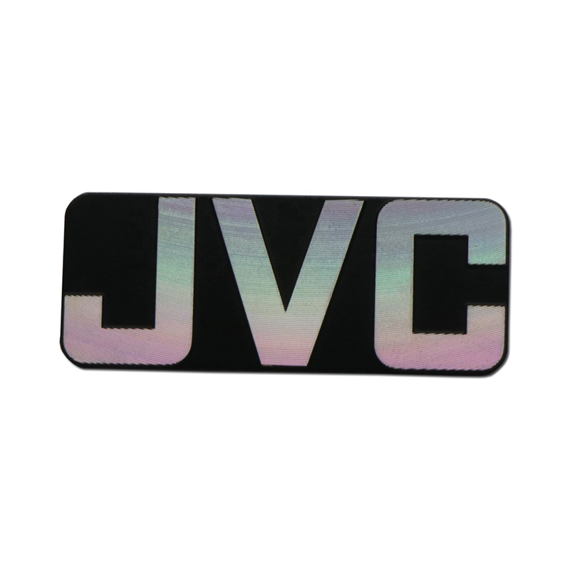 Custom Diamond Aluminum Nameplate