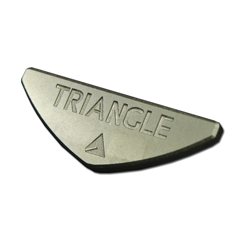 Custom 3D Logo Metal Nameplate