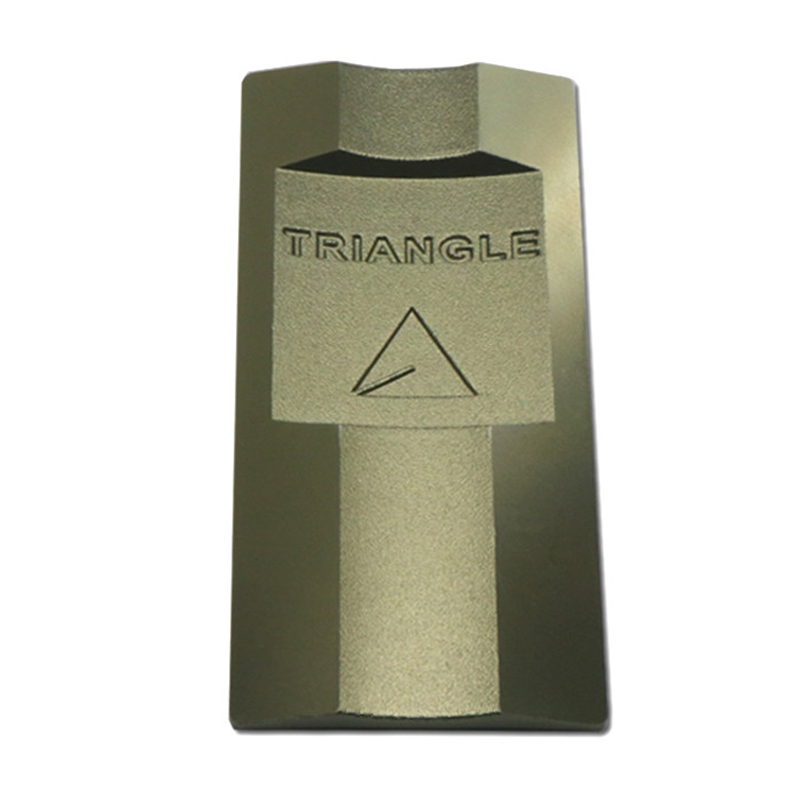 Custom Die-casting Aluminum Nameplate