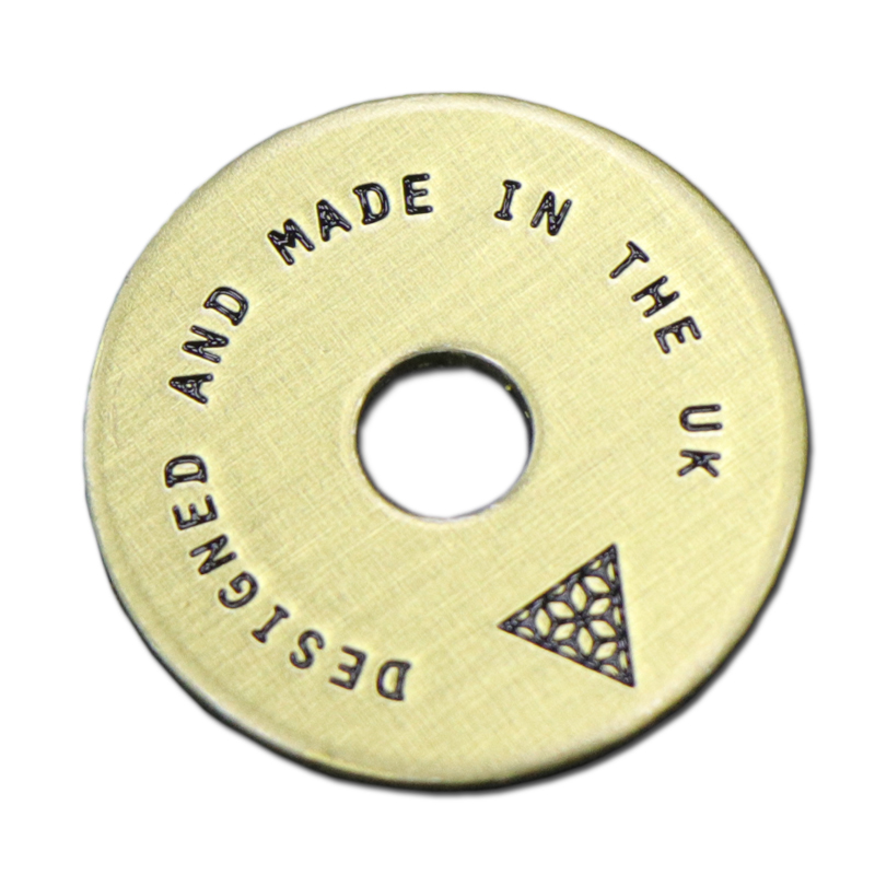 quality small brass plaques factory price for identification-1
