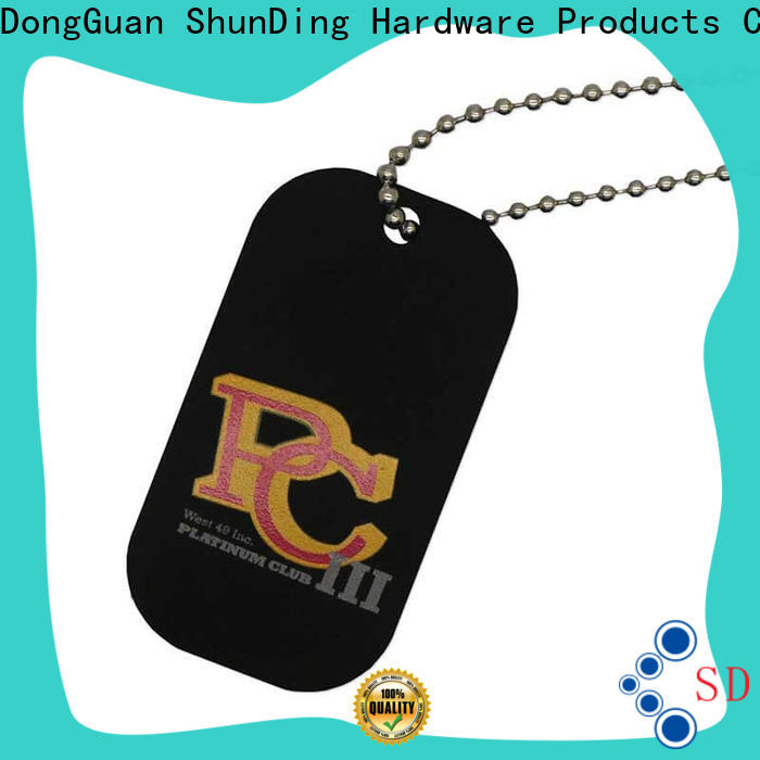 high-quality tag metals printed for-sale for commendation
