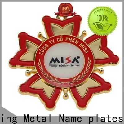 ShunDing durable desk name plaques from China for meeting