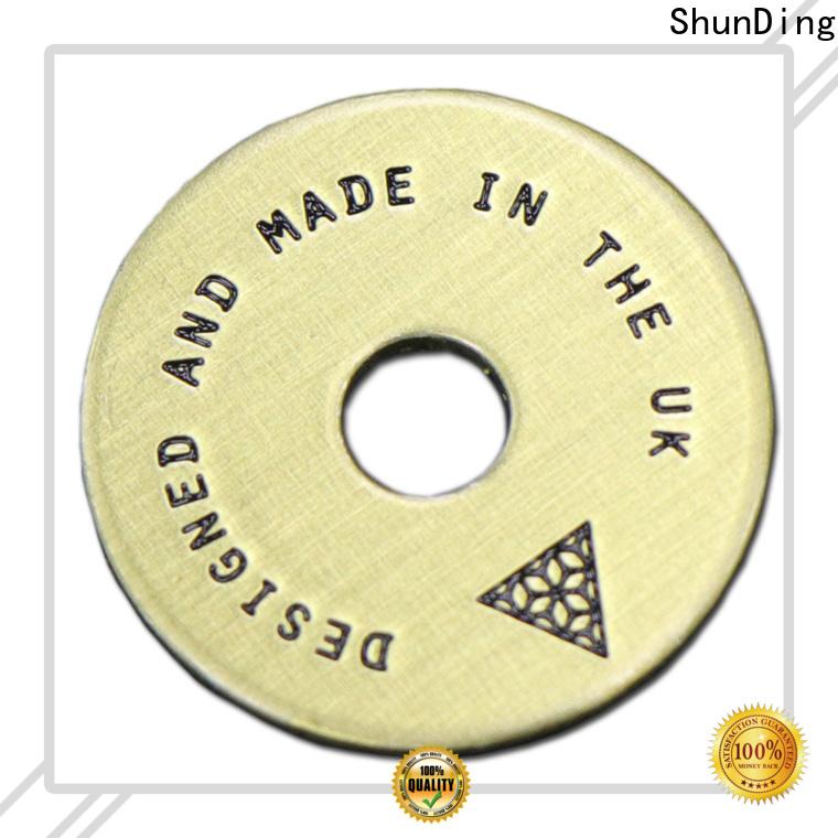 ShunDing dog collar tags directly sale for souvenir