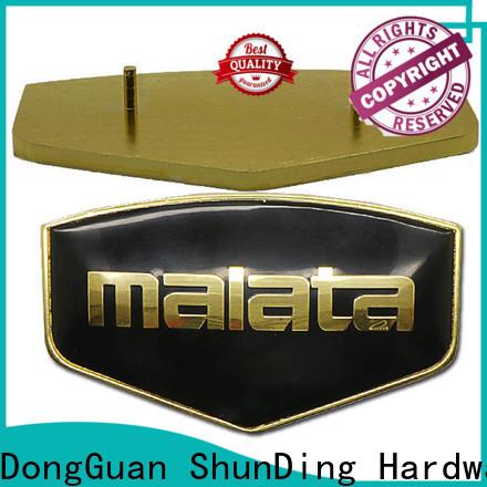 effective metal labels manufacturer for meeting