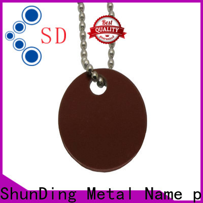 ShunDing high-quality asset tag for-sale for staff