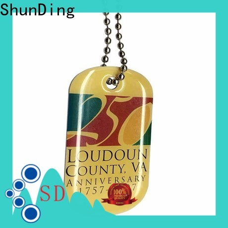 quality metal luggage tags color type for company