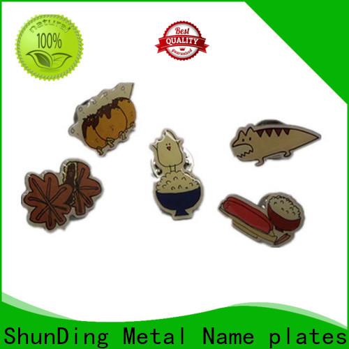 ShunDing medal metal badge for sale for staff