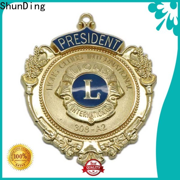 ShunDing popular custom metal badges for sale for meeting
