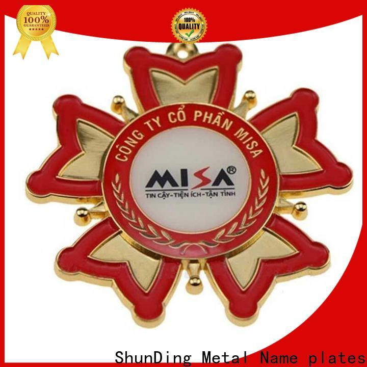 quality office name plates name with good price for company