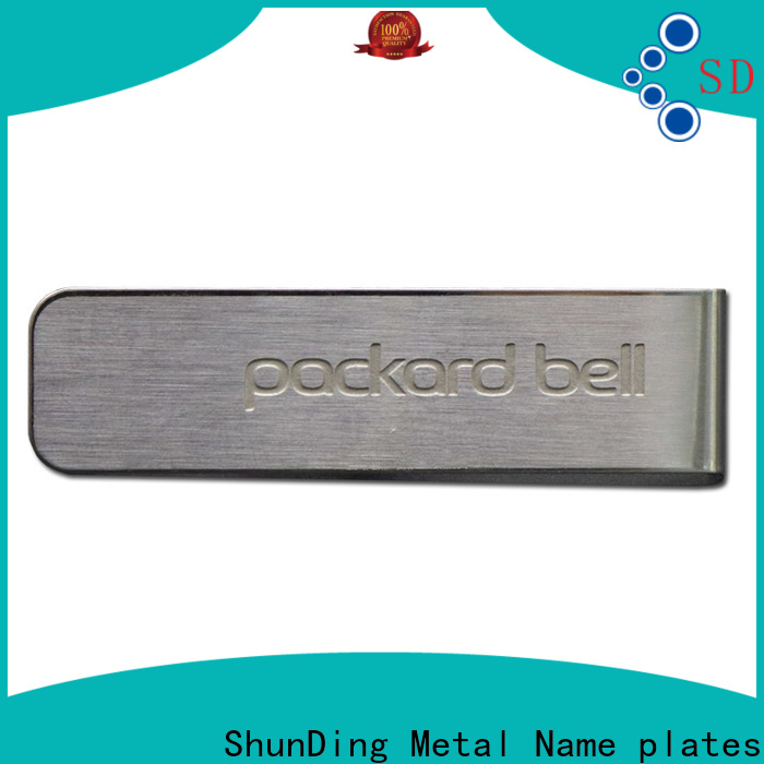 useful engraved name plates supplier for commendation