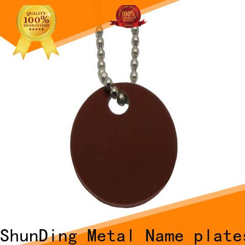 ShunDing quality metal keychain for sale for souvenir