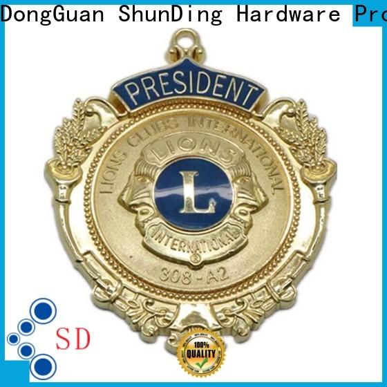 ShunDing selling metal medal for souvenir