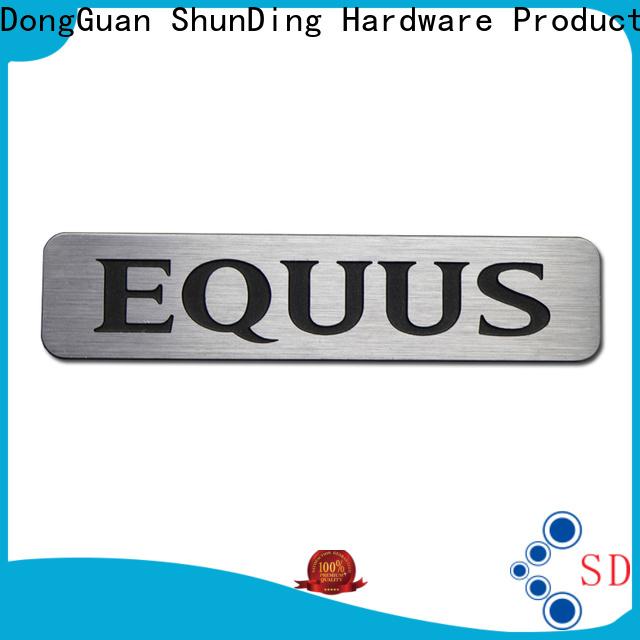 quality nameplate vendor for staff