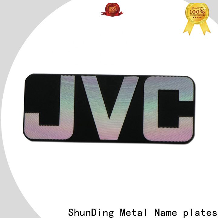 ShunDing plaque engraving supplier for activist