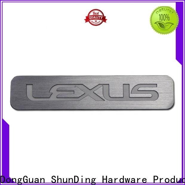 popular metal tags manufacturer for activist