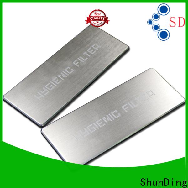 stunning metal tags vendor for meeting