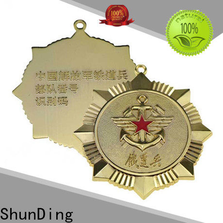 ShunDing fancy metal badge manufacturers for sale for company