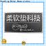 ShunDing steel name plates manufacturer for auction
