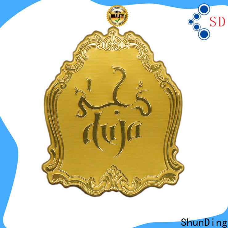 new-arrival perfume bottle labels with cheap price for staff