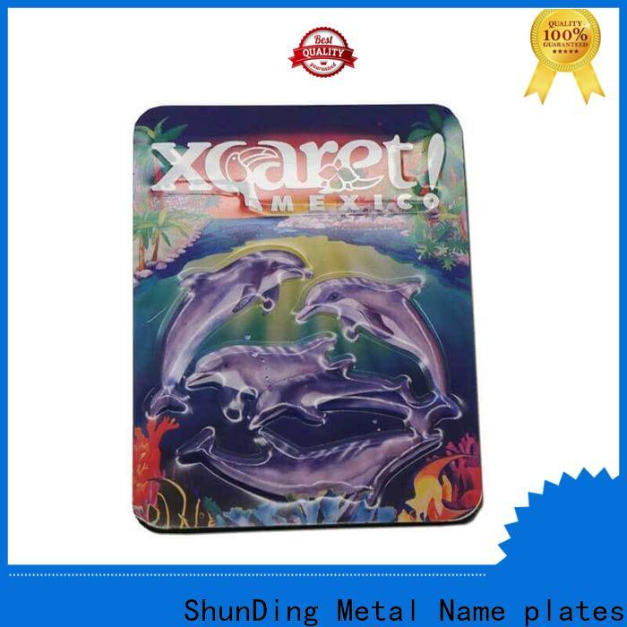ShunDing metal metal medal price for company