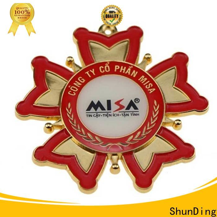 ShunDing resin nickel sticker with cheap price for commendation