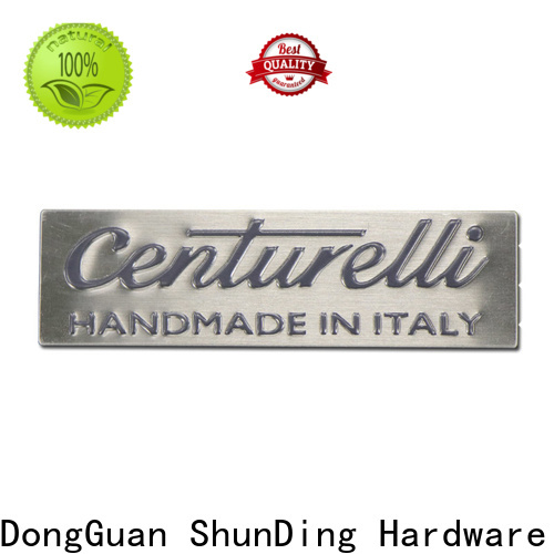 quality engraved metal plates China Factory for staff