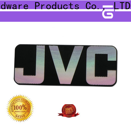 ShunDing custom name plates producer for auction