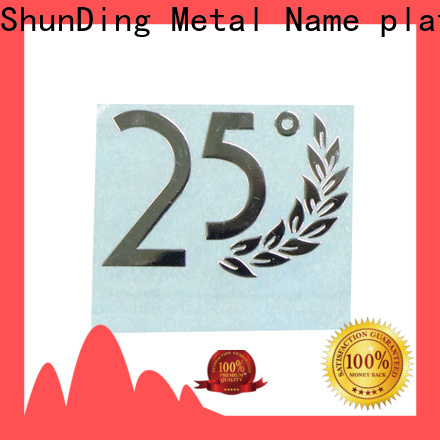 ShunDing humbucker pickup covers from China for meeting