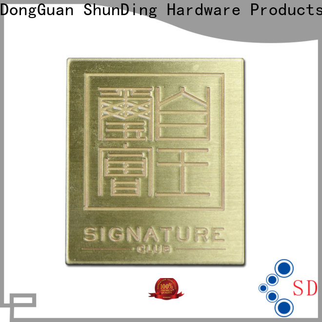 ShunDing plaque plates with cheap price for activist