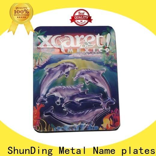 ShunDing popular badge metal for commendation