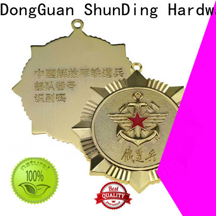 ShunDing advanced metal badge manufacturers supplier for auction