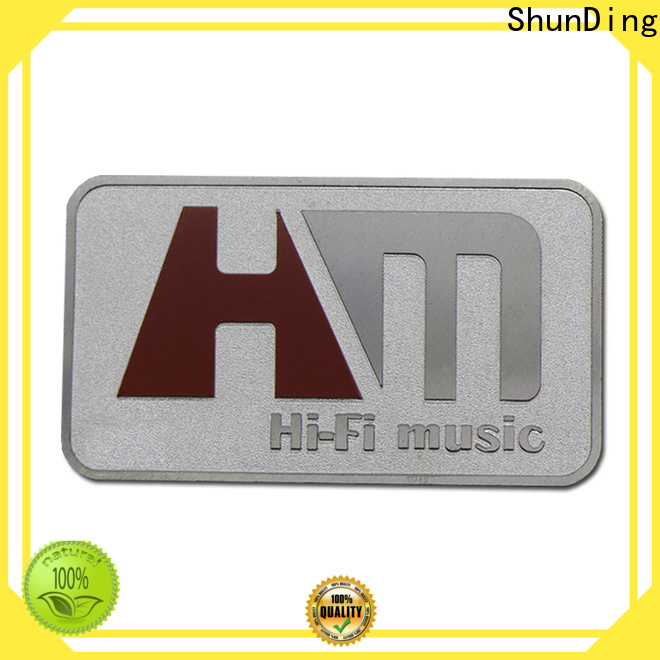 popular metal tags producer for staff