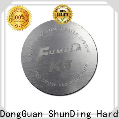 ShunDing quality custom labels manufacturer for identification