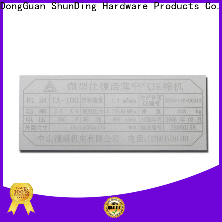 quality custom name tags silver inquire now for souvenir