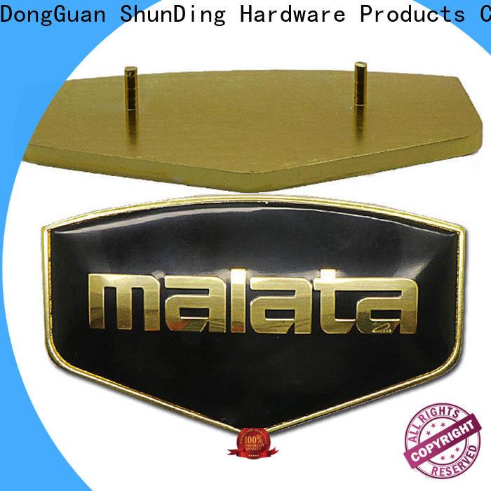 ShunDing inexpensive desk name plates supplier for meeting