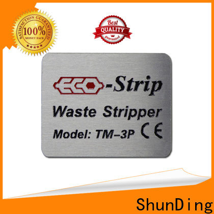 ShunDing industry-leading nameplate for home with Quiet Stable Motor for commendation