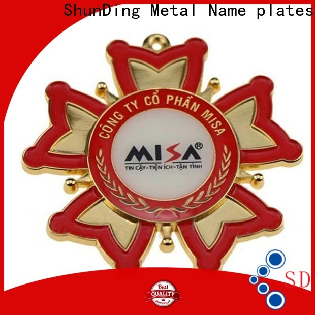 ShunDing fine- quality office door name plates from China for identification