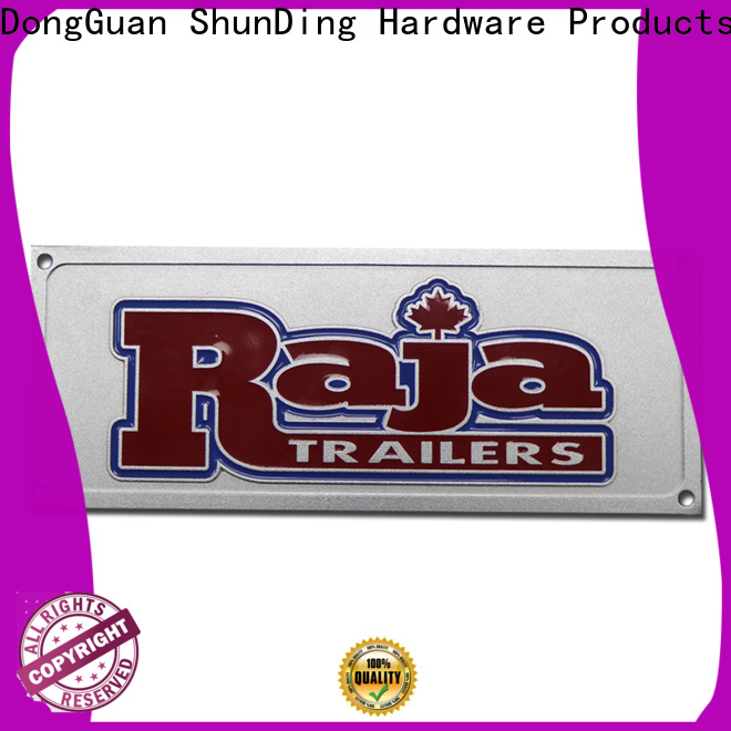 useful stainless steel name plates manufacturer for staff