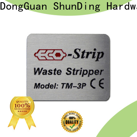 hot-sale nameplate for home with cheap price for company
