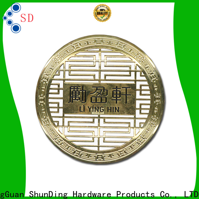 hot-sale brass engraving with cheap price for company