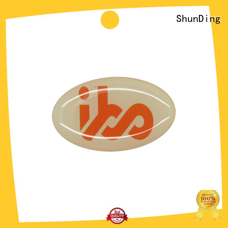 ShunDing first-rate metal nameplates vendor for identification