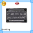 new-arrival office door name plates antiuv factory price for activist