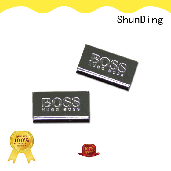ShunDing quality custom name tags with cheap price for identification