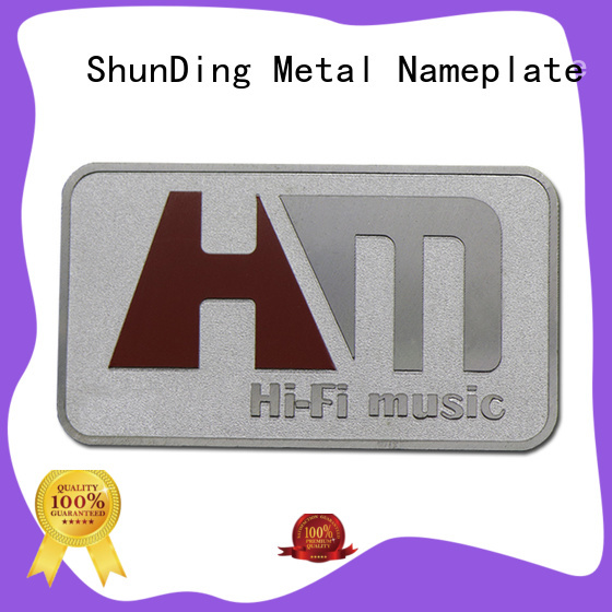 ShunDing fine- quality office door name plates inquire now for company